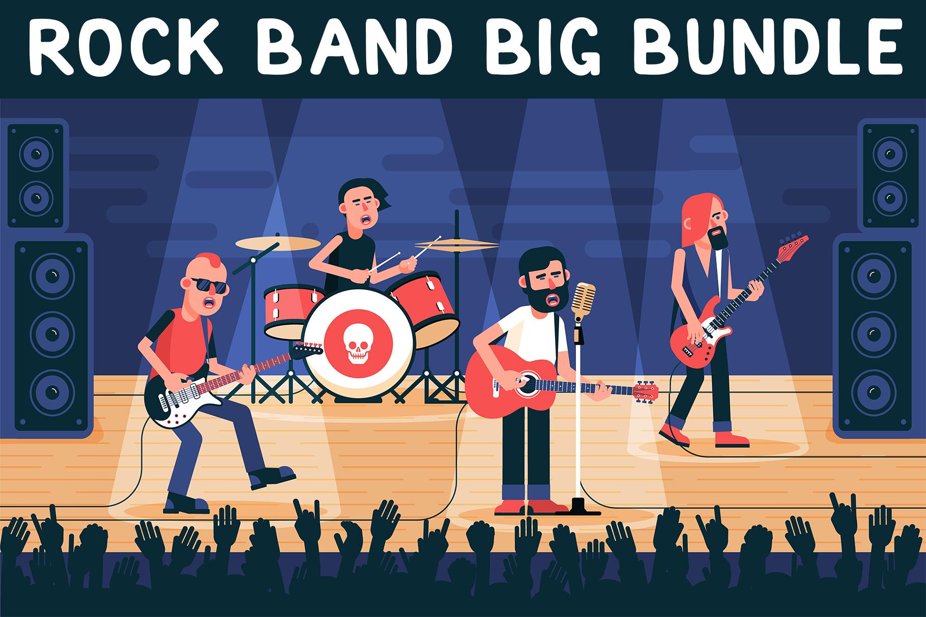 Rock Band Big Bundle example image 1