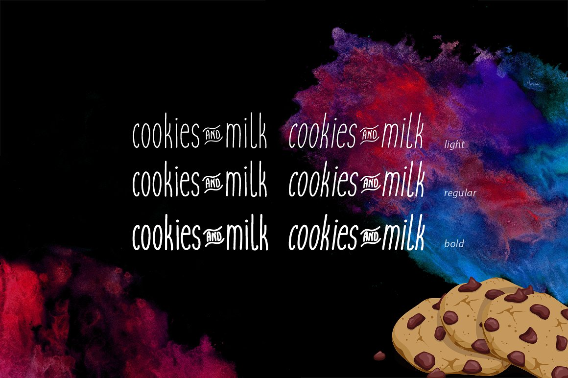 Cookies and Milk Family example image 4