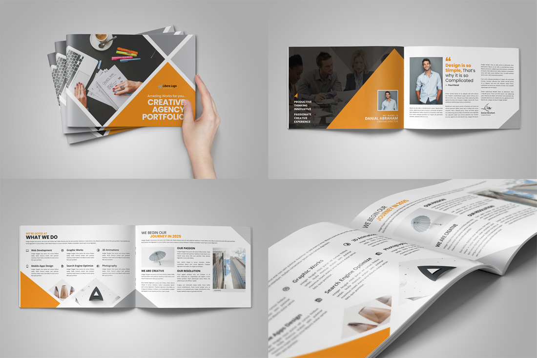 Portfolio Brochure Bundle example image 4