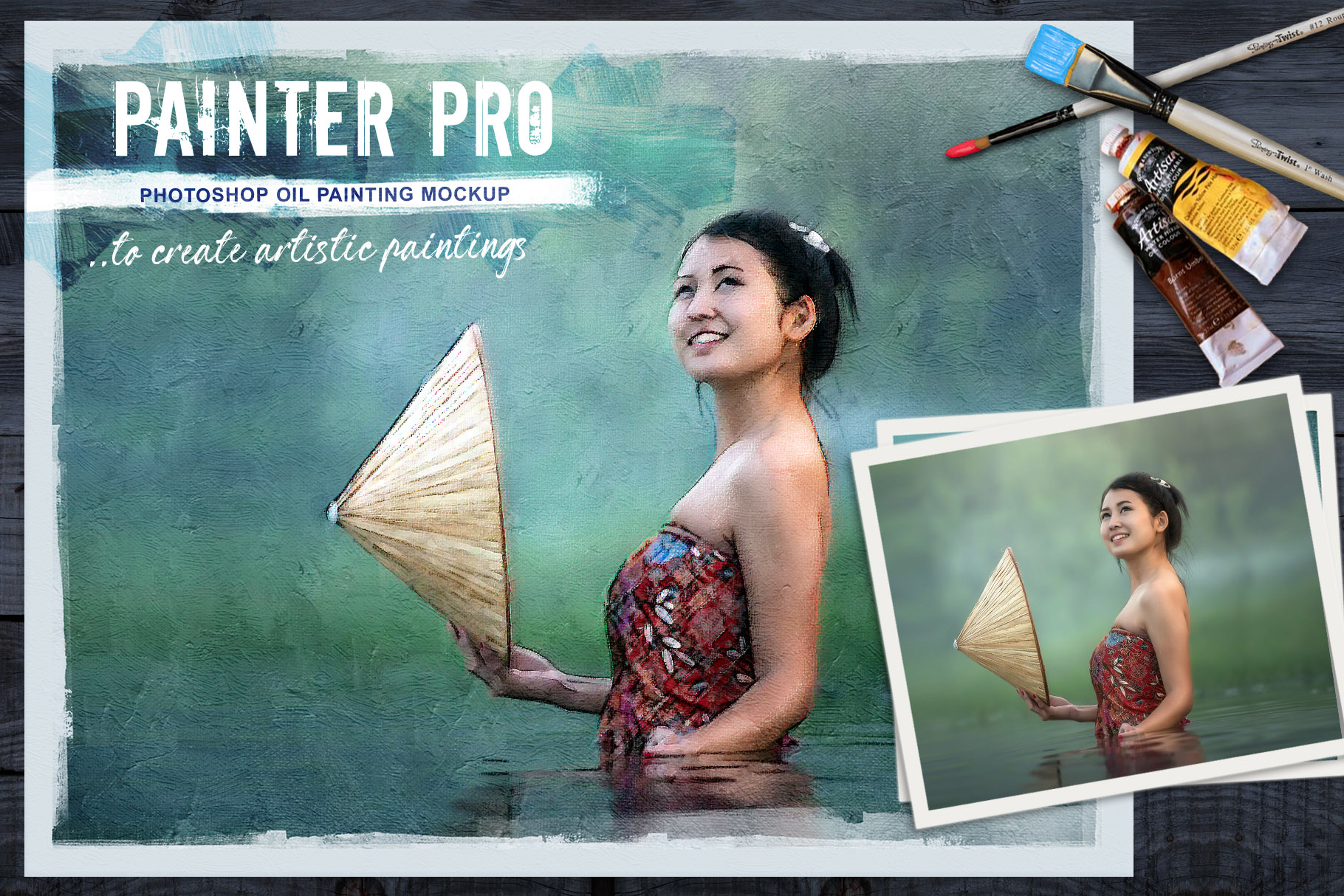 Painter Pro example image 2