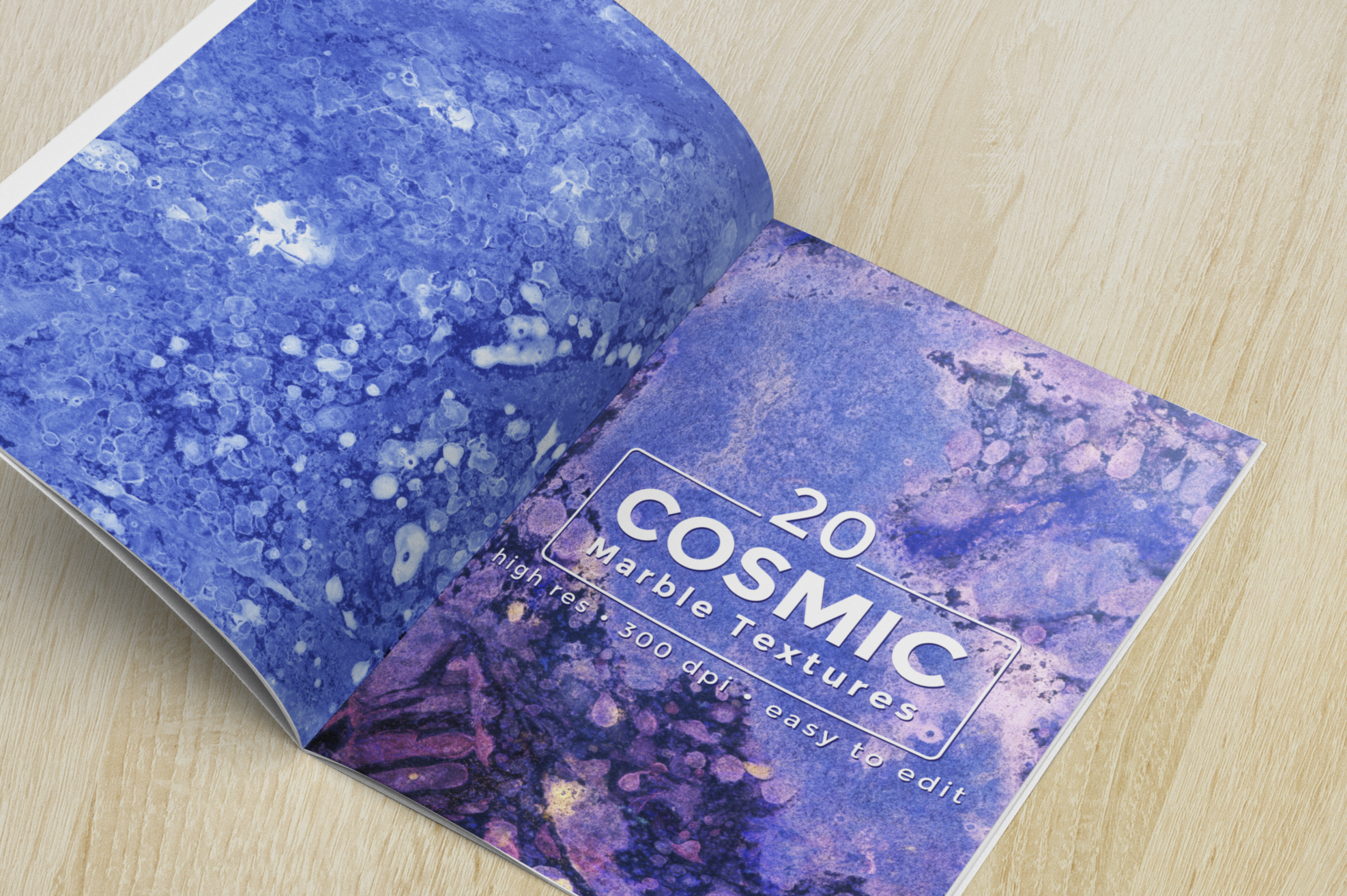 COSMIC Marble Textures Vol.1 example image 4