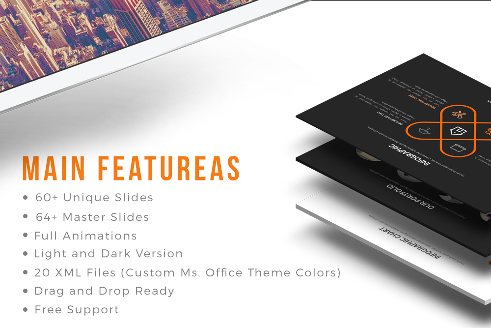 Grand PowerPoint Template example image 2