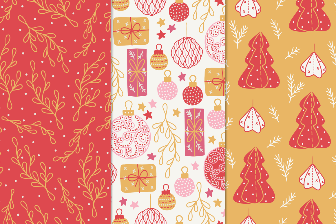 Christmas Kit #7 example image 8