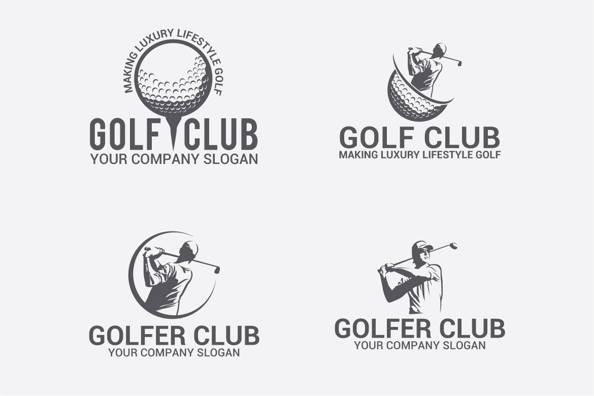 Golf Badges example image 7