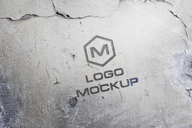 3D Logo Mock-up Bundle example image 14
