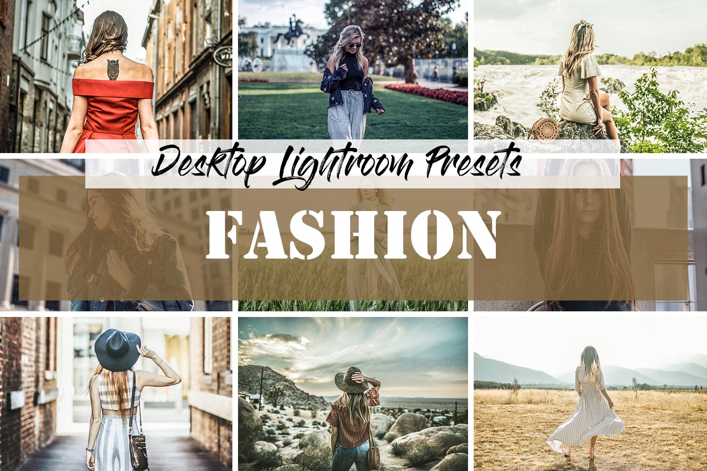 Fashion Presets Lightroom example image 1