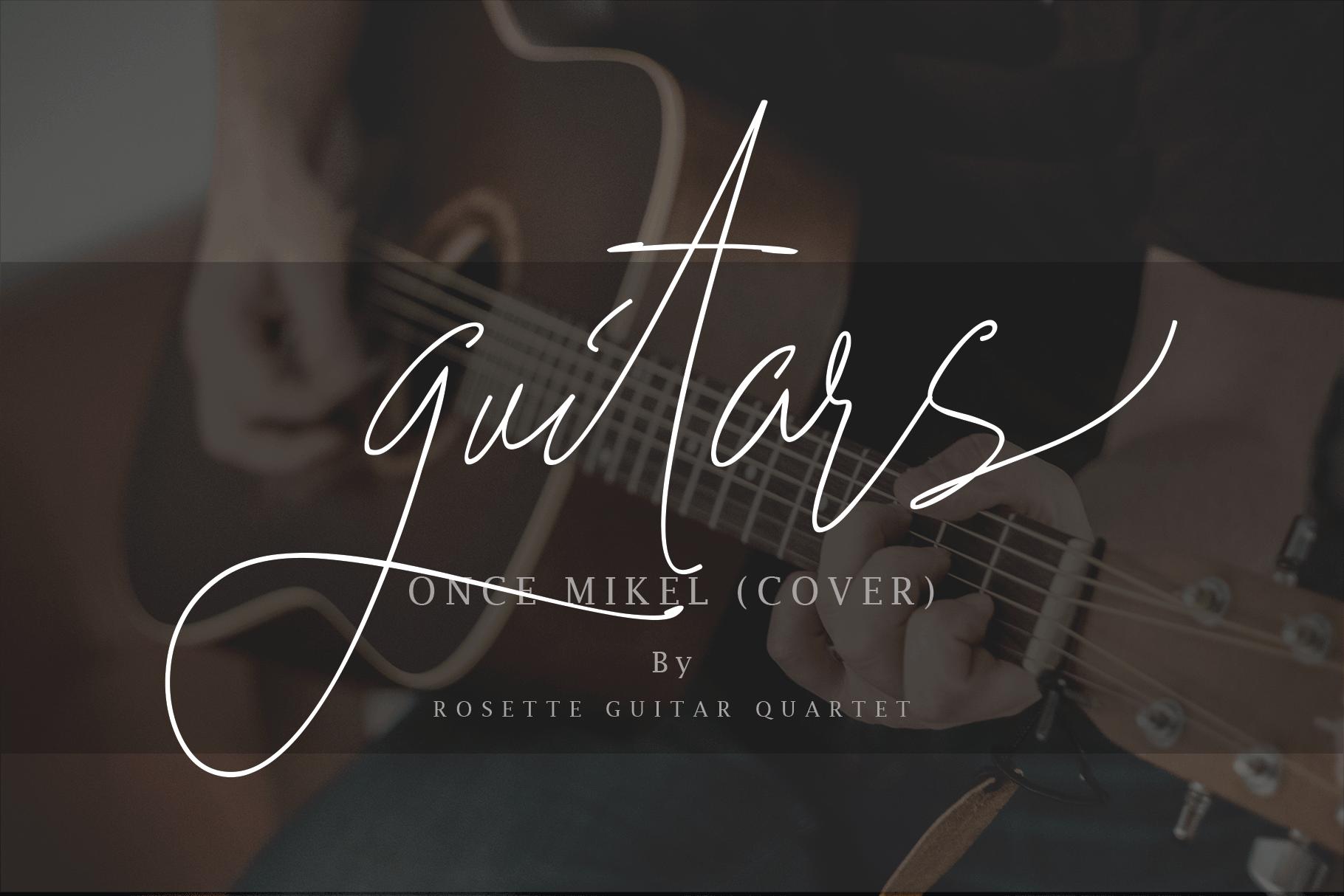 Guitarist example image 2