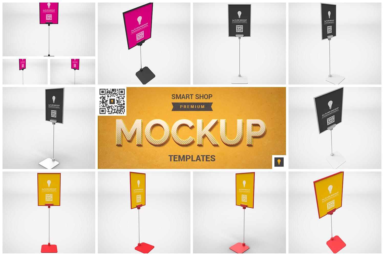 Flyer Mockup Bundle 50% SAVINGS example image 4