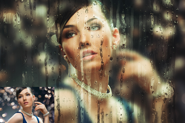 Rainy Day Photoshop Actions example image 4
