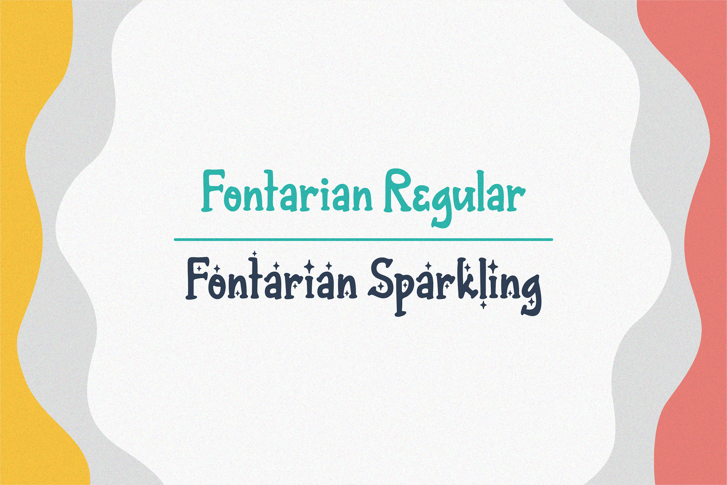 Fontarian Sparkling example image 2
