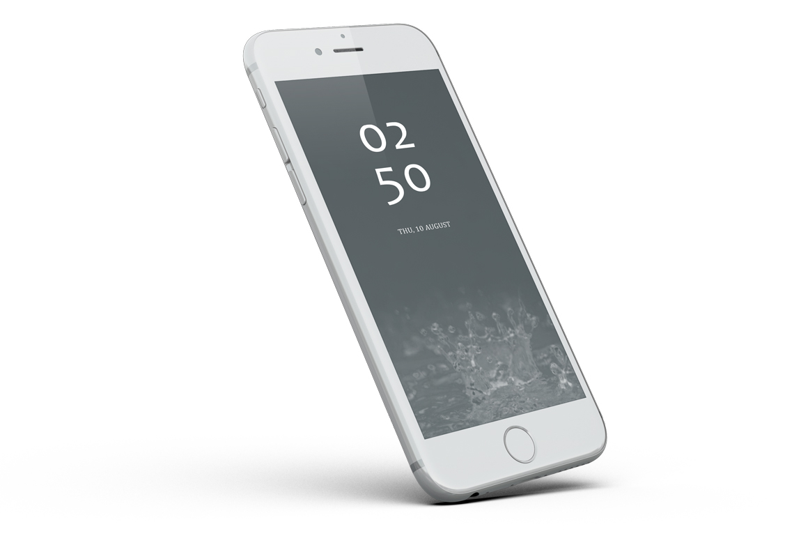 iPhone 6S Mockup example image 10