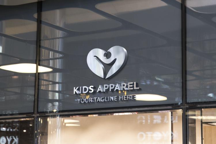 Kids Apparel Logo example image 3
