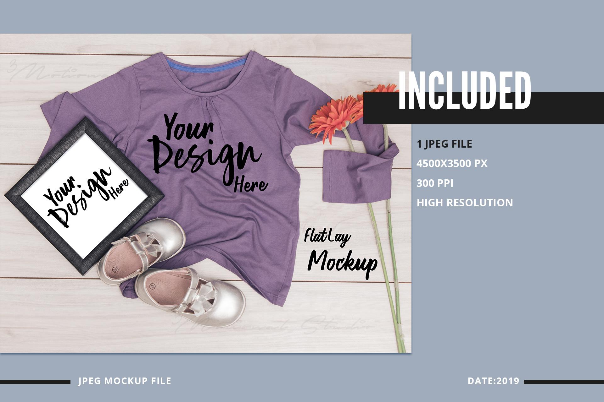 Neo T-Shirt Mockup Volume 30 example image 2