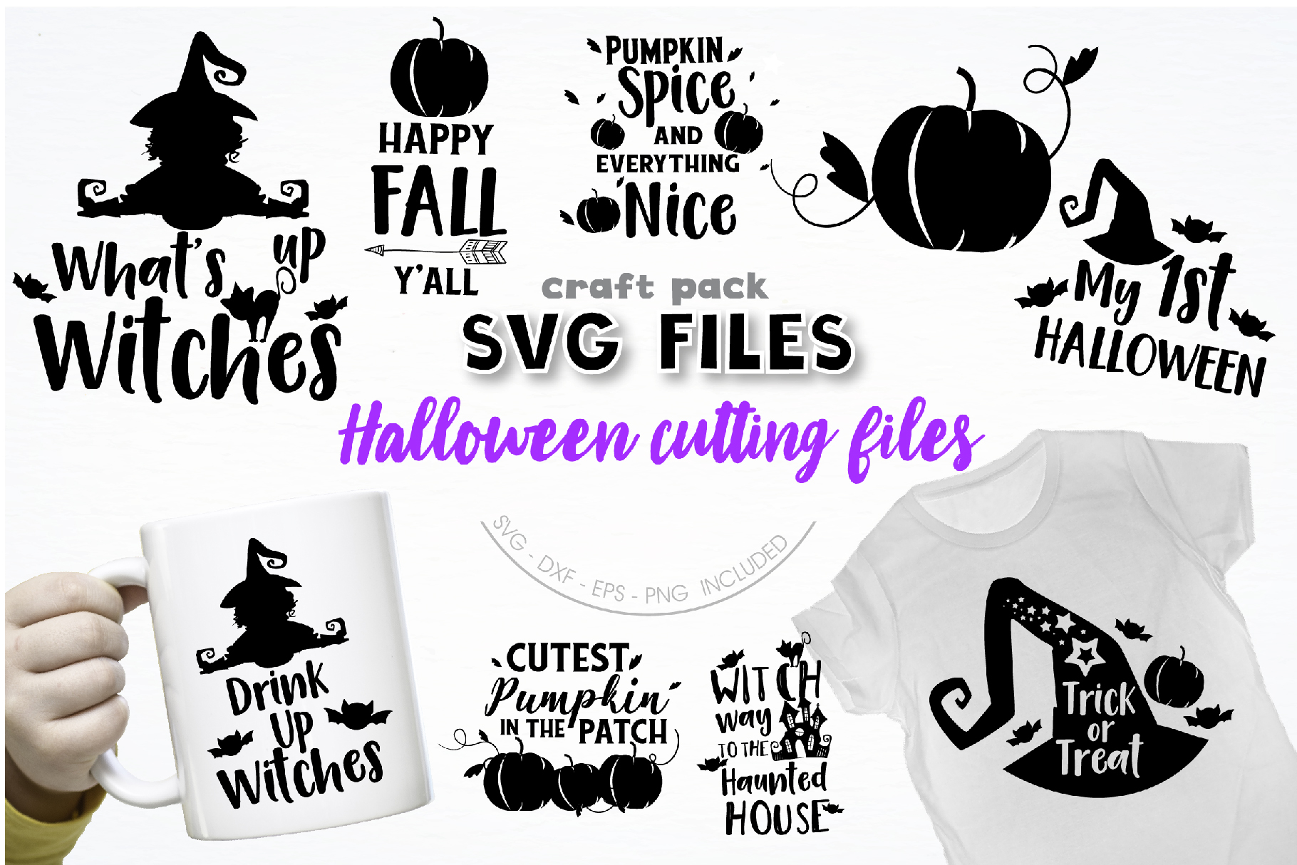 The AMAZING CRAFT BUNDLE, 1500 in 1, cutting file svg, dxf, example image 20