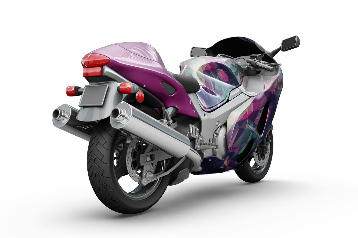 Motorcycle Mockup example image 5