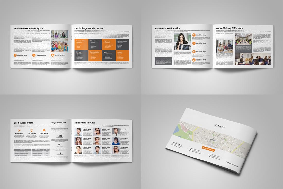 Education Brochure Bundle v2 example image 9