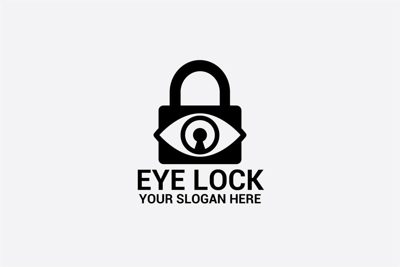 eye lock logo example image 2