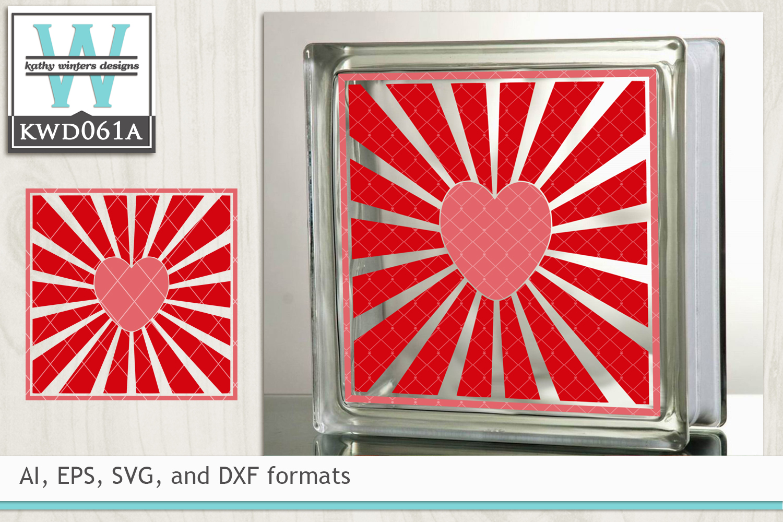 BUNDLED Valentines Cutting Files KWDB024 example image 5