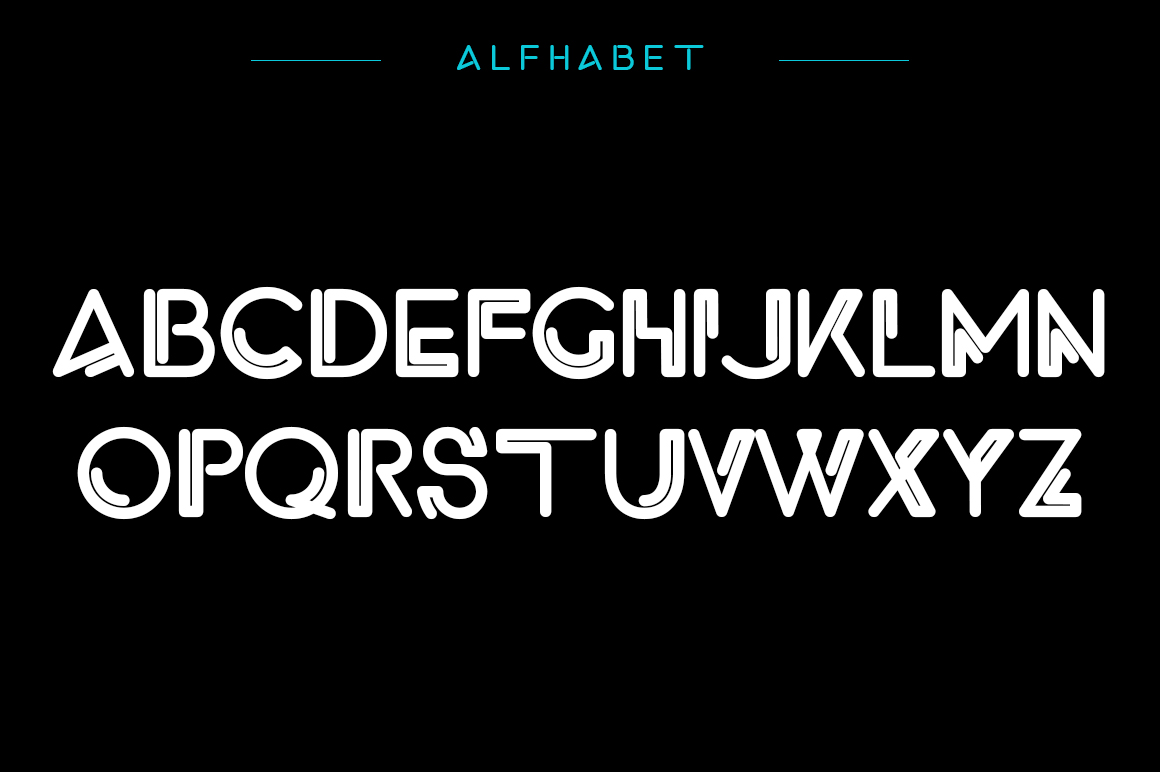 Alexxo Typeface - Font Duo example image 10