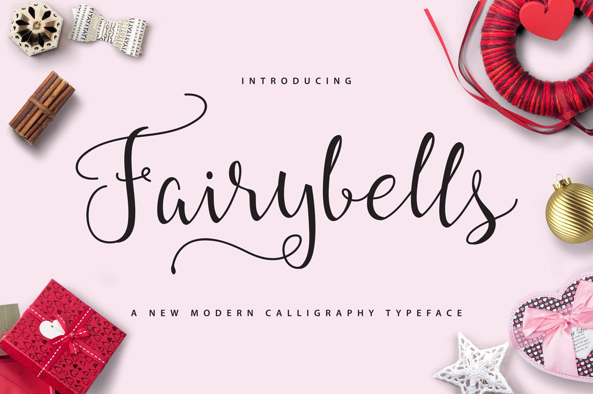 Fairybells Script example image 1