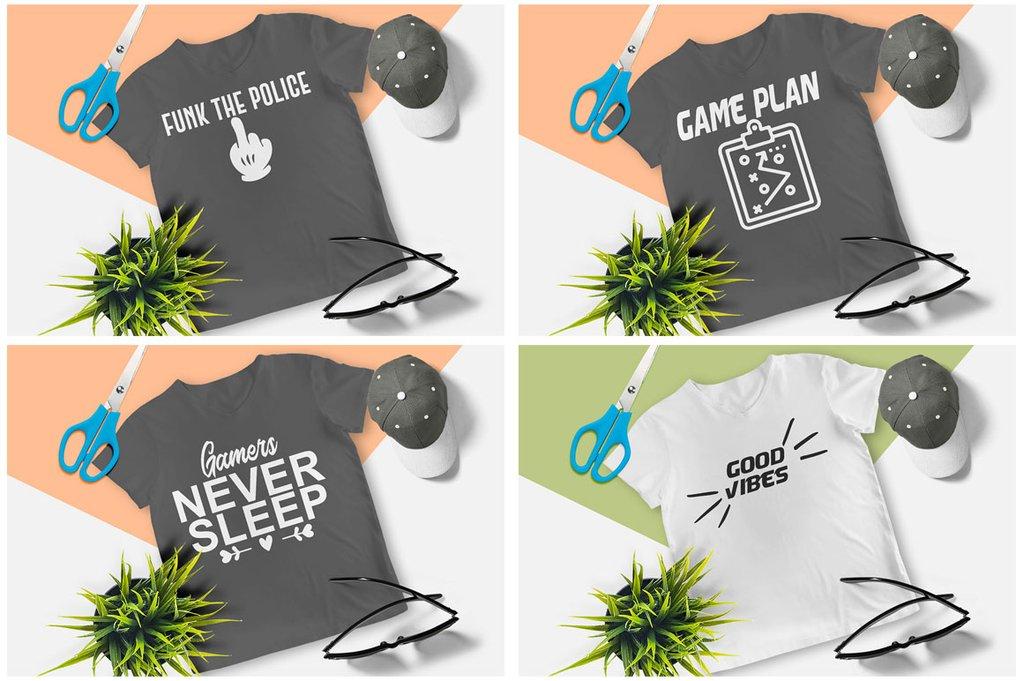 200 Printready Tshirt Design Mega Bundle example image 13
