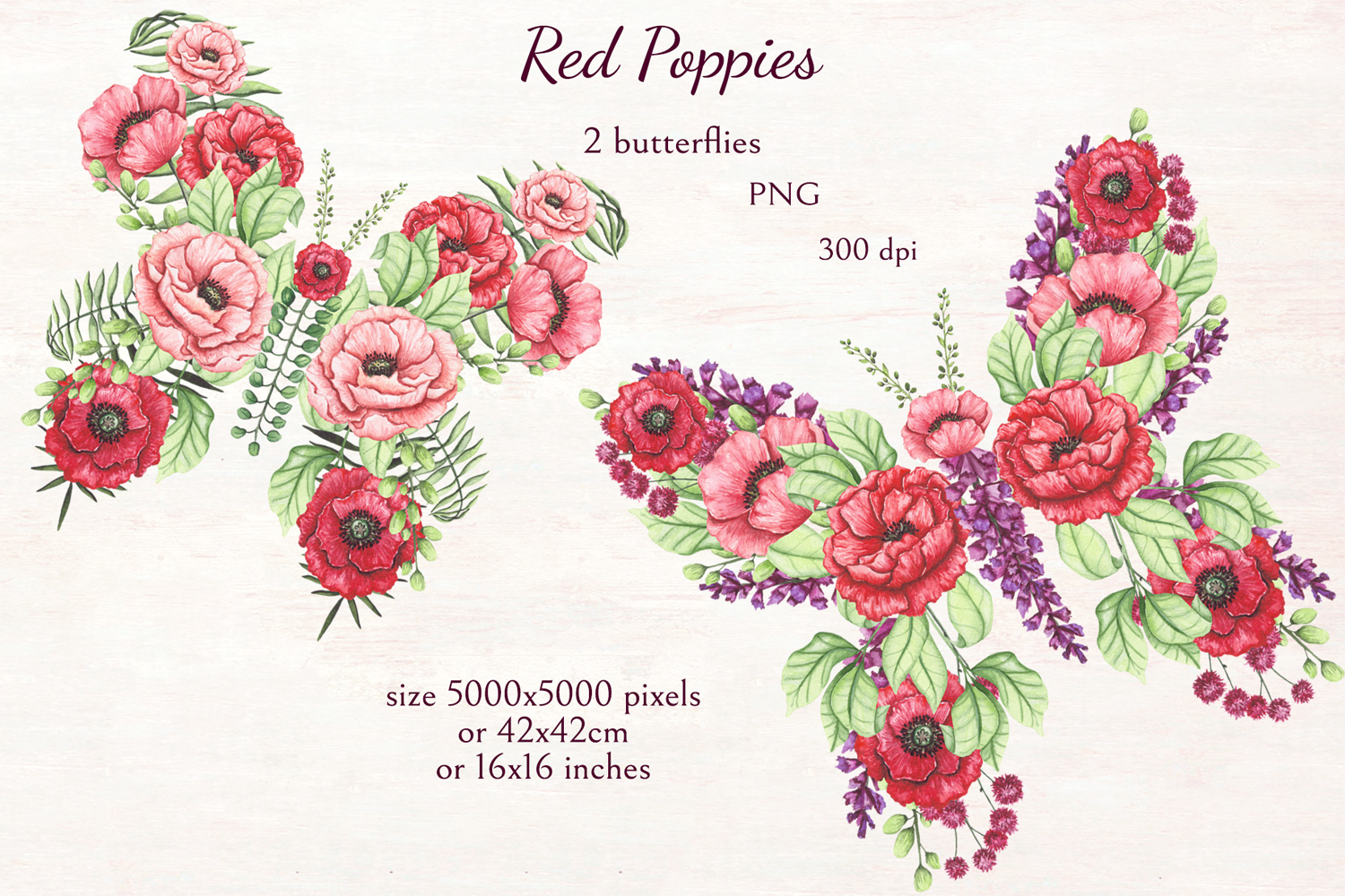 Red Poppies example image 3
