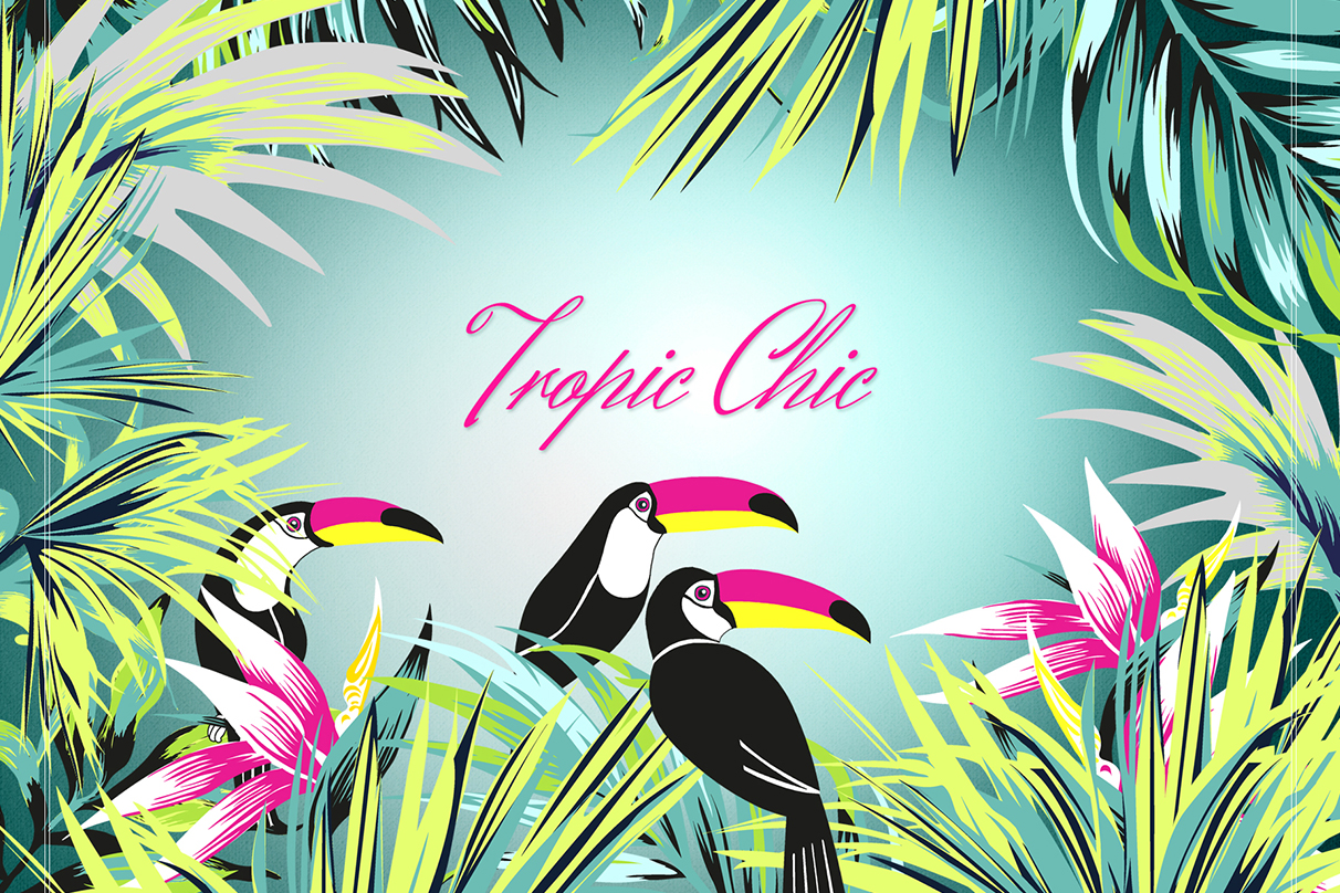 Tropic Chic example image 2