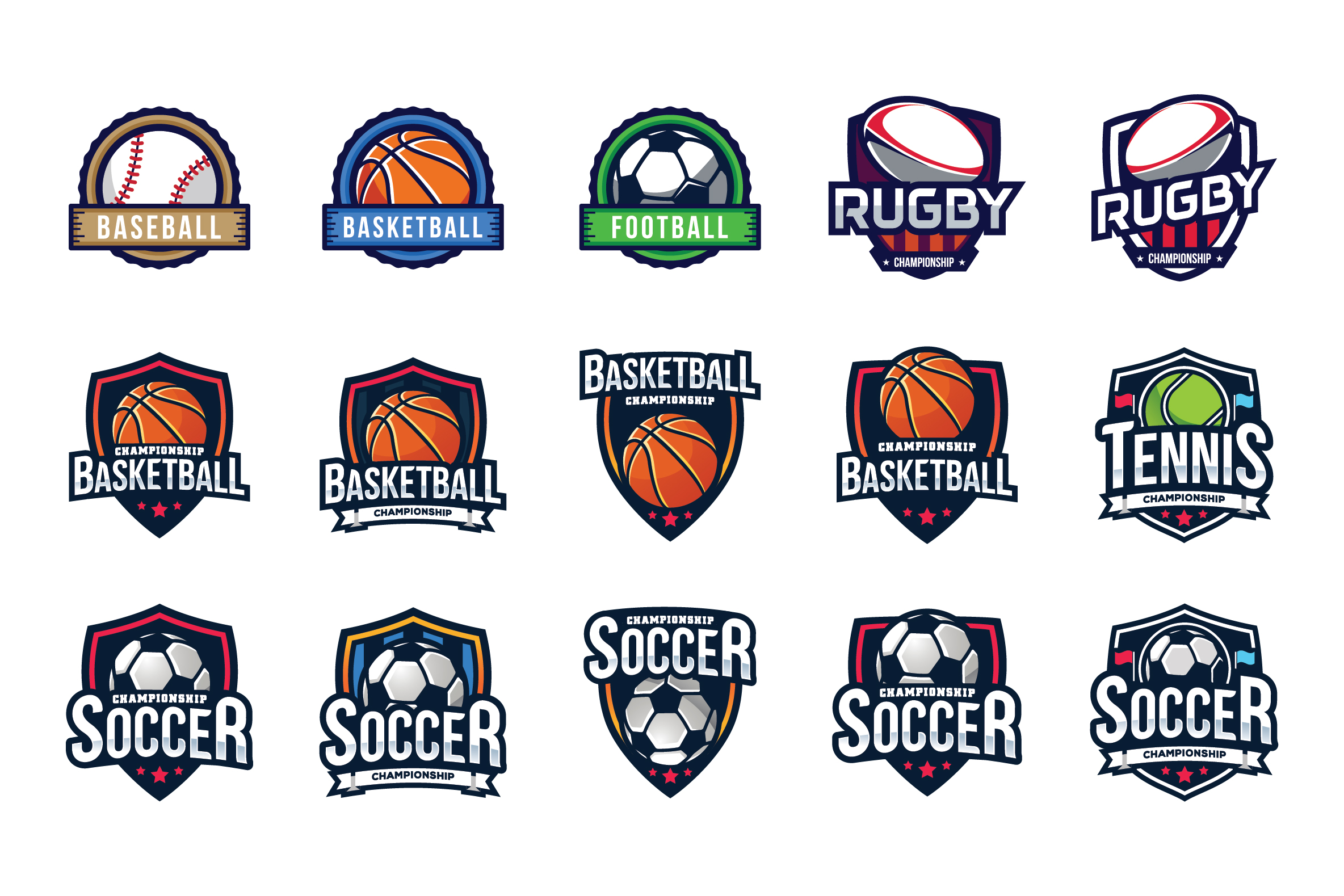 70 American Logo Sports example image 4