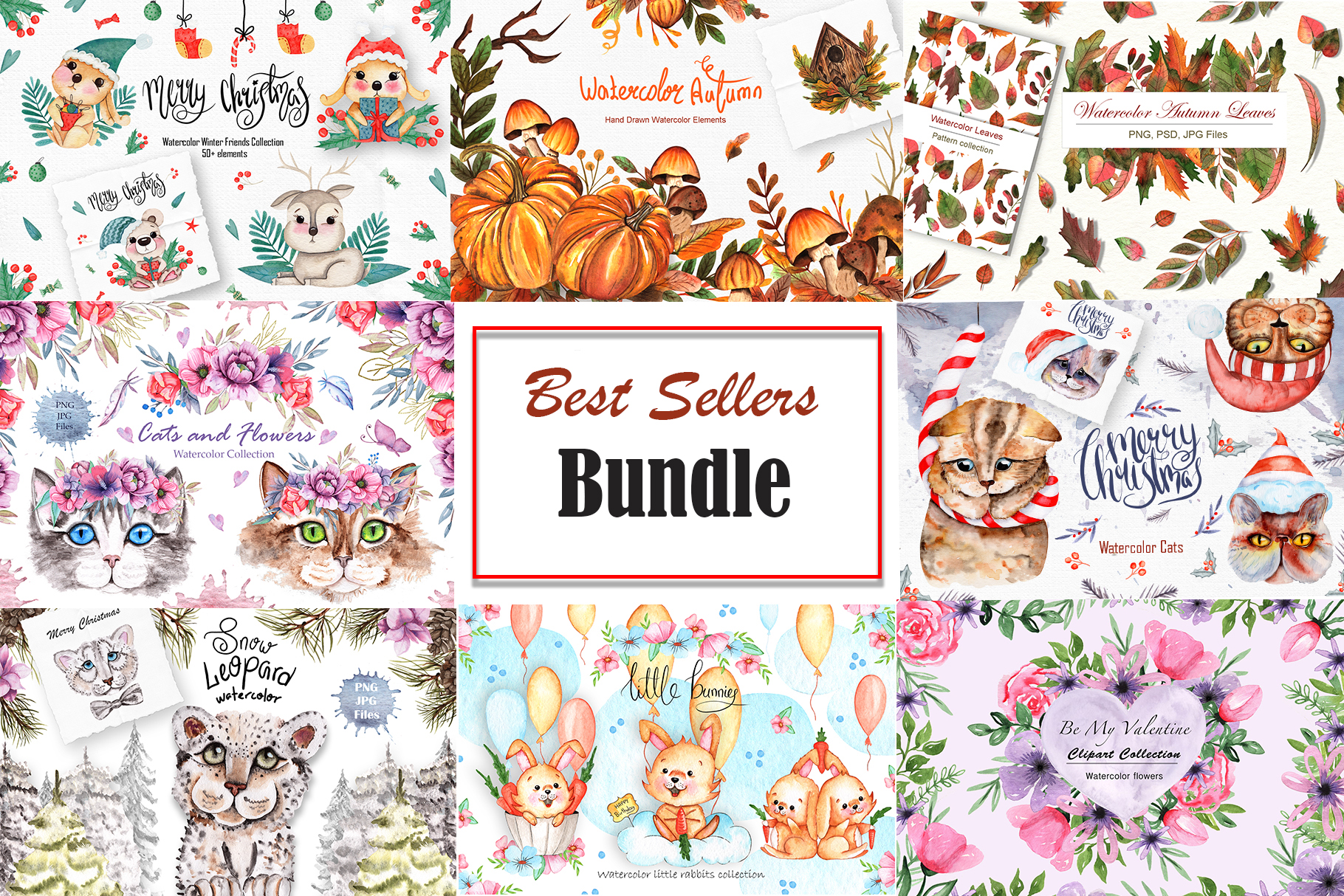 Best Sellers BUNDLE - Special Offer example image 1