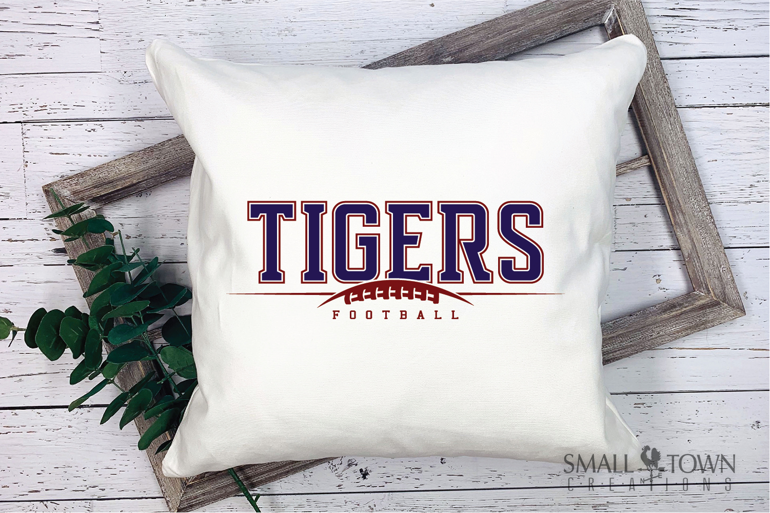 Tiger, Tiger Football Team, Team, Sport, PRINT, CUT & DESIGN example image 3