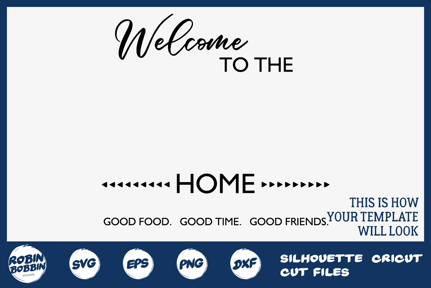 Family SVG, Newlyweds SVG, Welcome svg, Family Printable example image 2