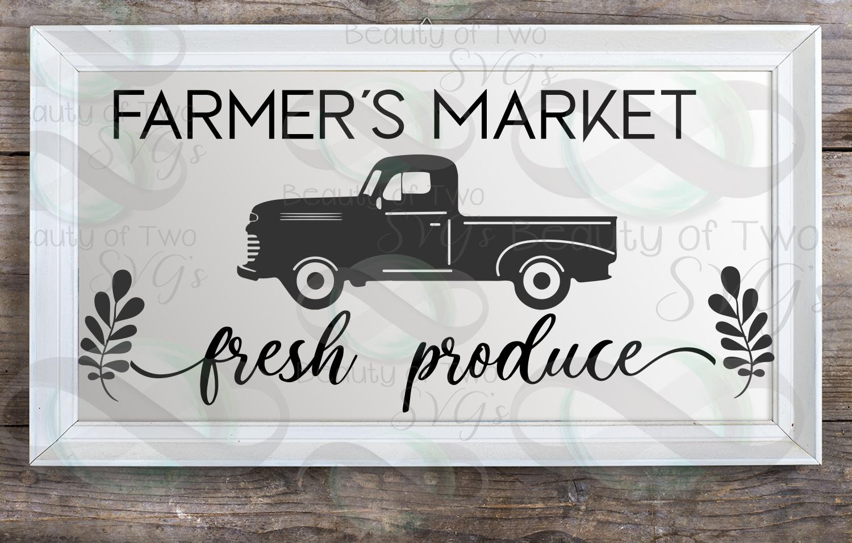 Svg Farmhouse Digital Sign Bundle, 6 Farmhouse svg designs example image 5
