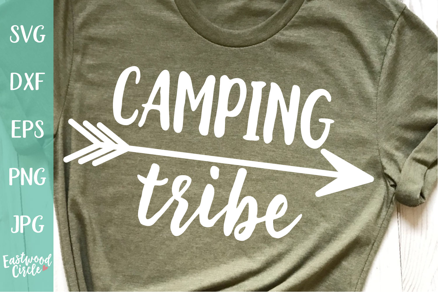 Camping Tribe - A Camping SVG example image 1