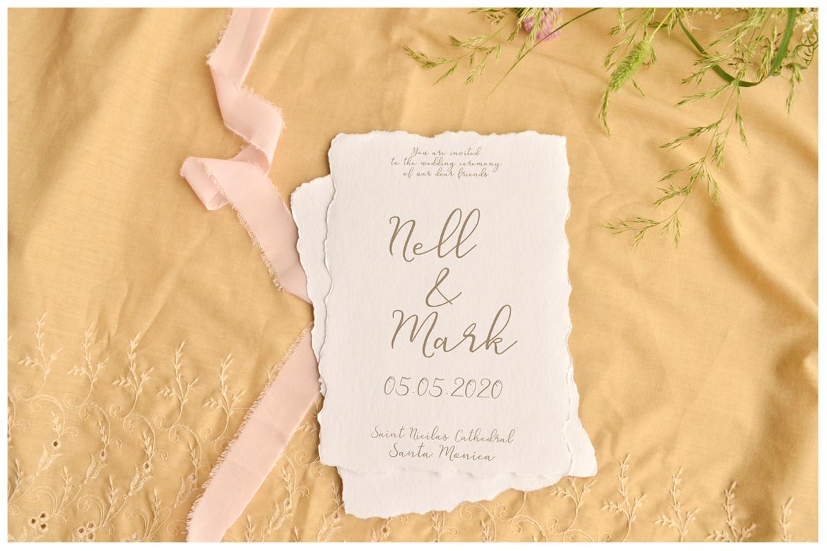 Honey Meadow. Wedding mockups & stock photo bundle example image 17