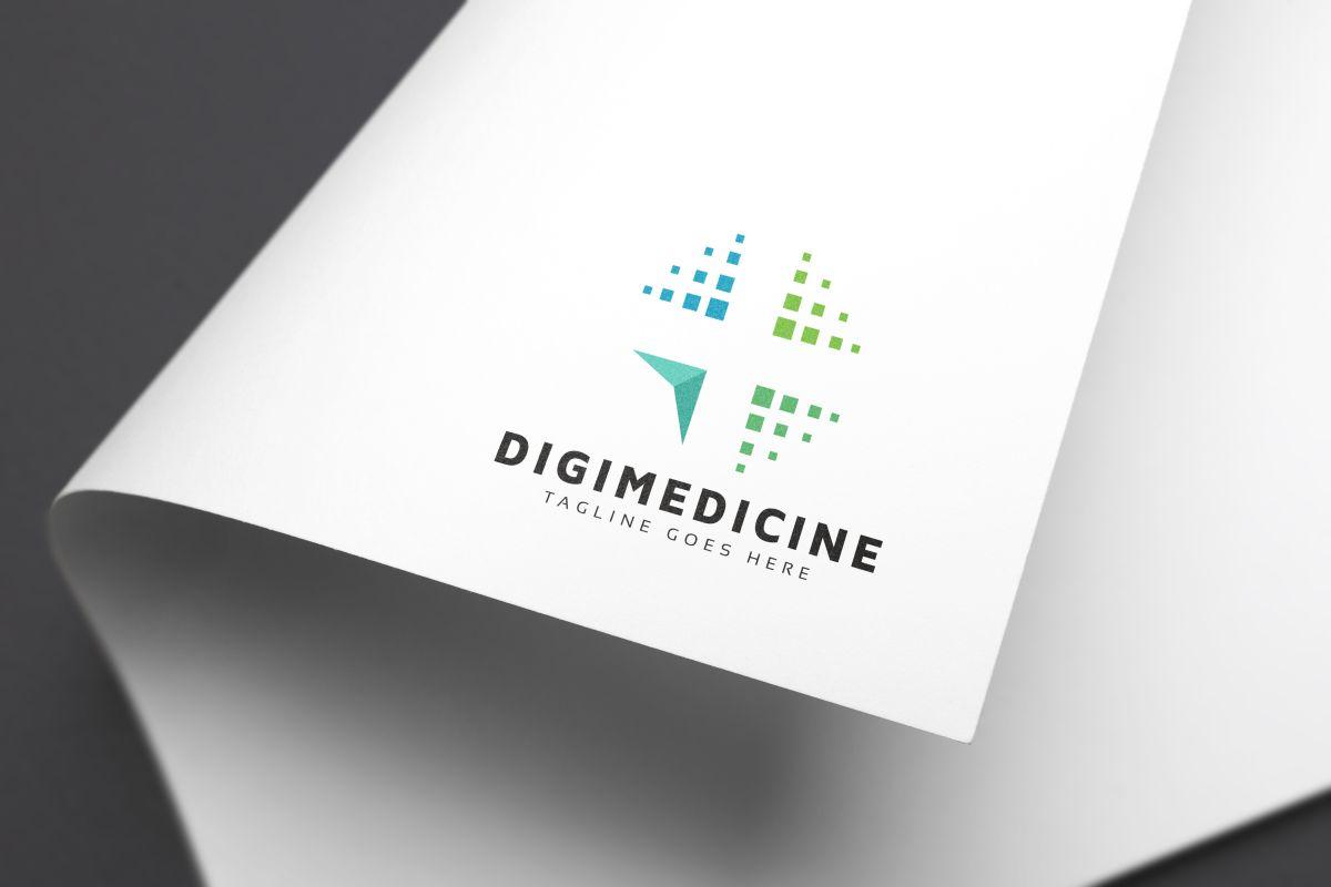 Digital Medicine Logo example image 2