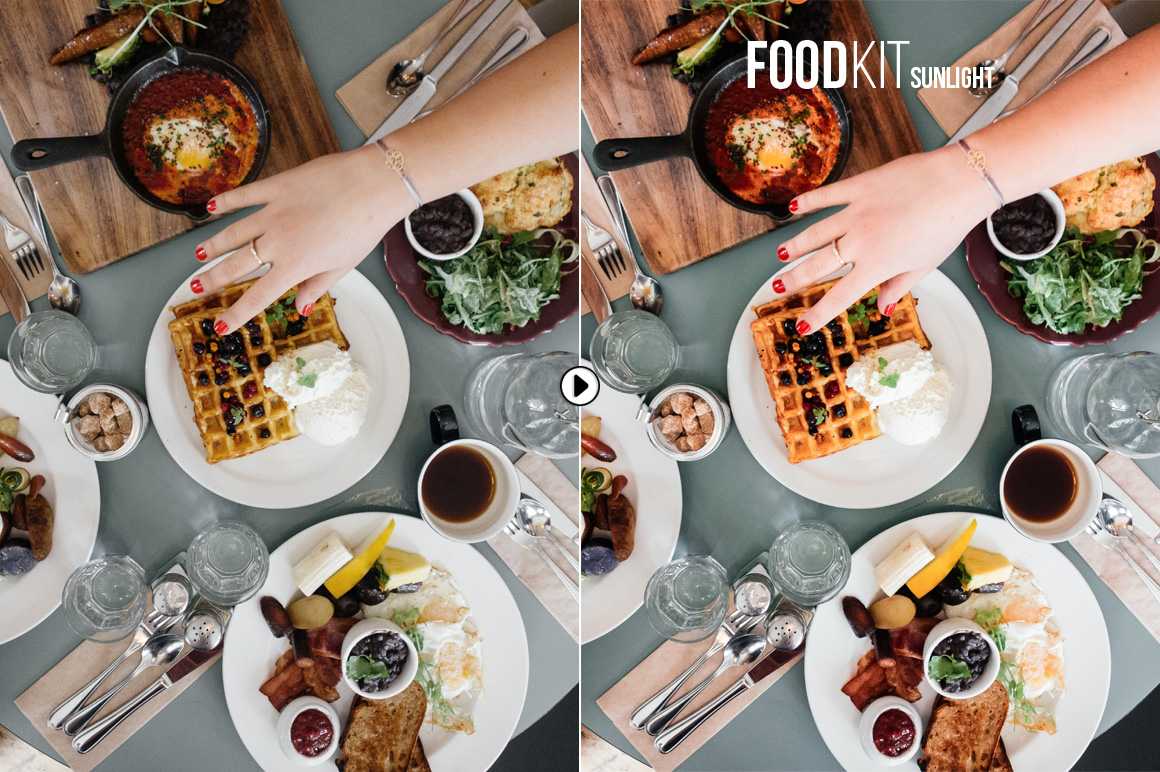 FoodKit - Food Presets for Lightroom & ACR, Desktop & Mobile example image 20