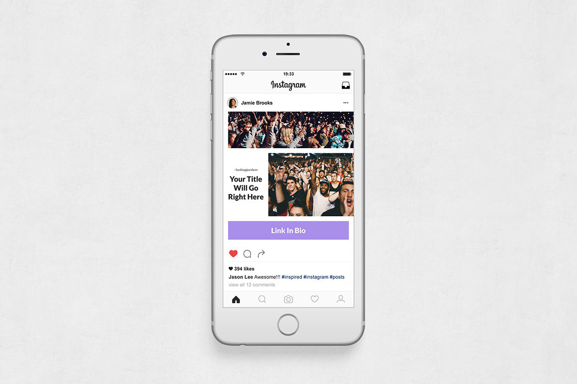 Party Instagram Posts example image 6