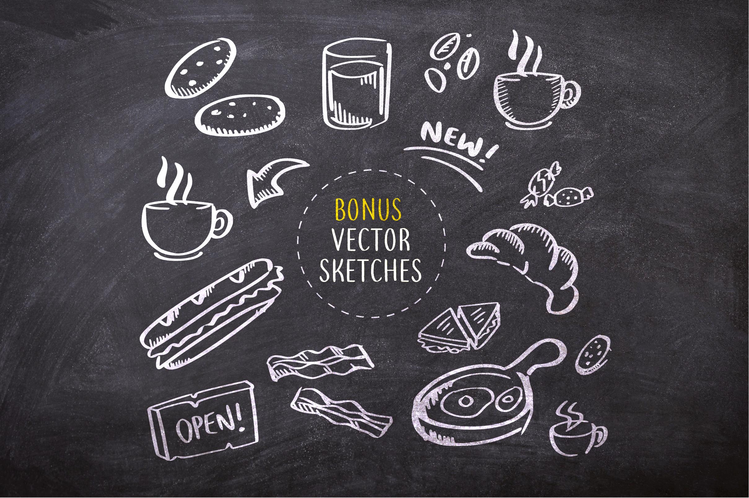 Coffee and Tea (+Bonus Sketches) example image 5