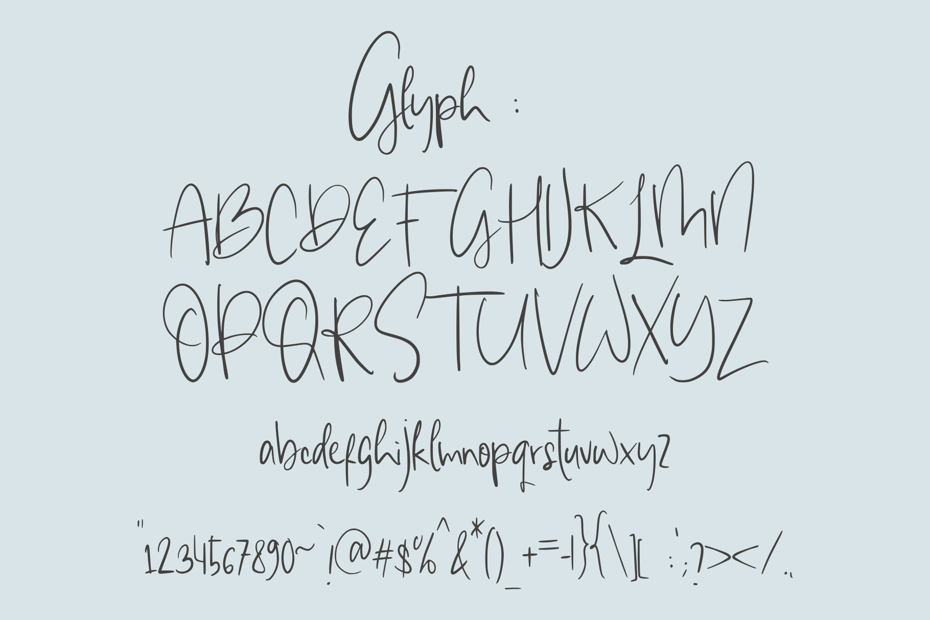 giulietta \ handwriting example image 4