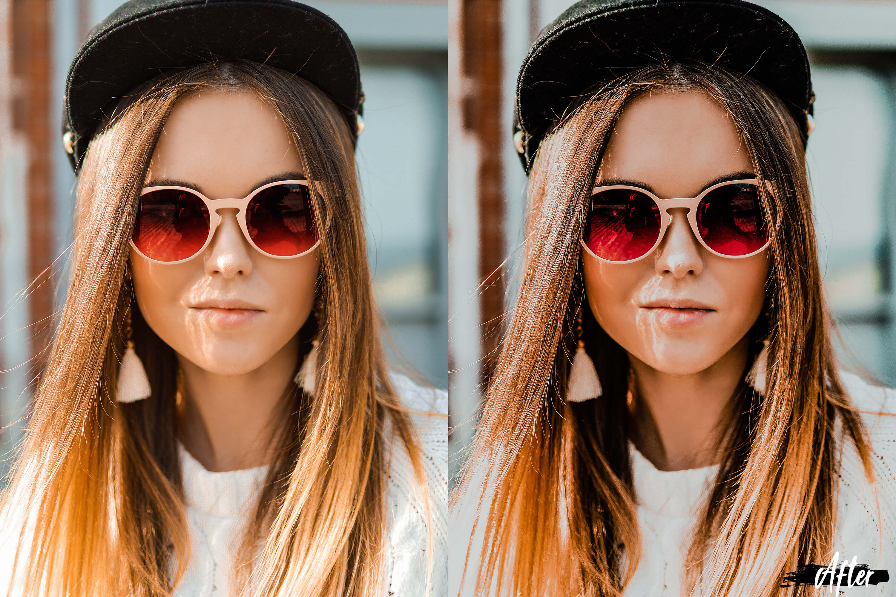 5 Hot chocolate Photoshop Actions, ACR and LUT presets example image 6
