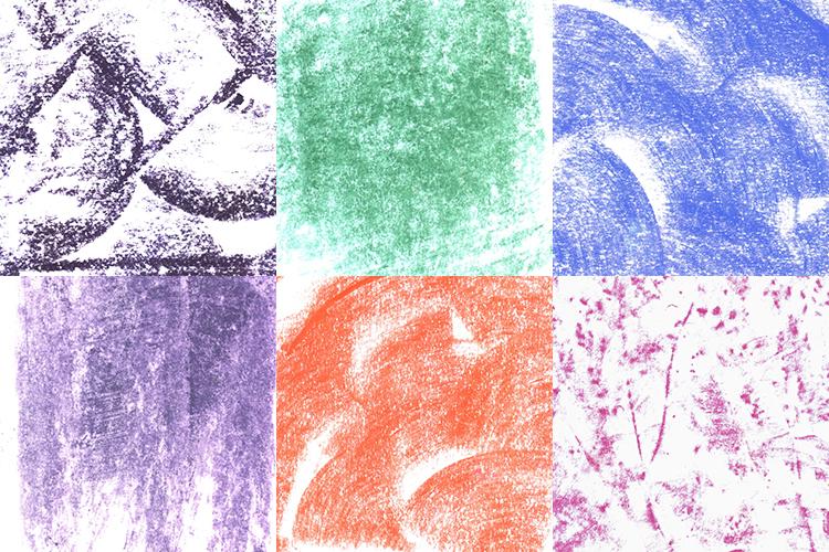 Pastel texture. example image 2