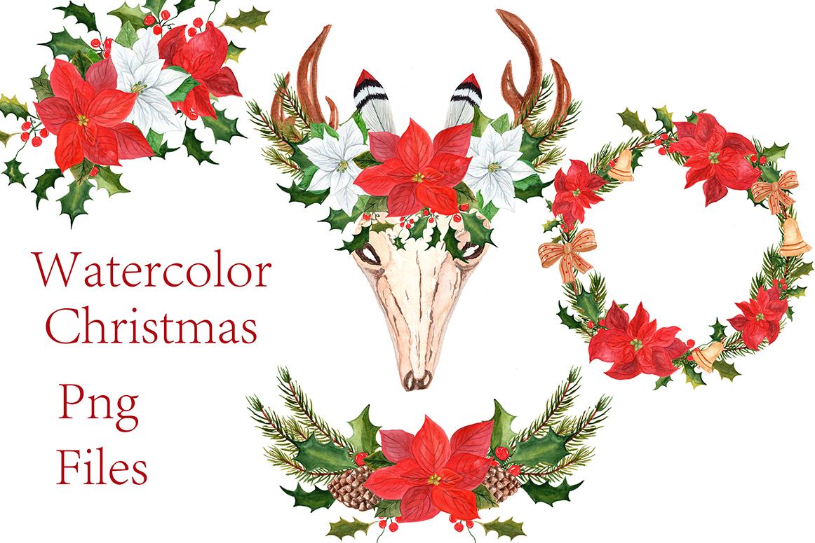 Christmas Wreaths Clipart  28379