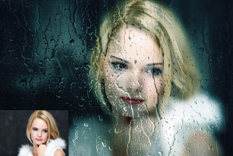 Rainy Day Photoshop Actions example image 3