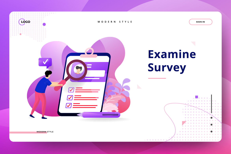 Survey vol 1 example image 3