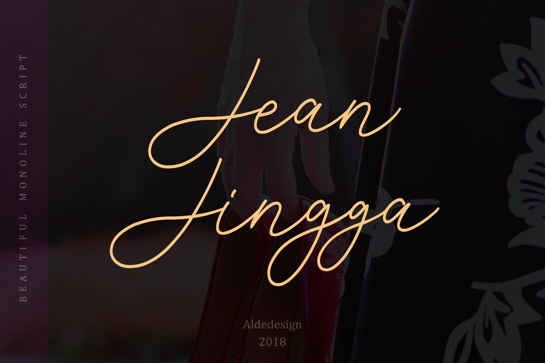 Jean Jingga example 1