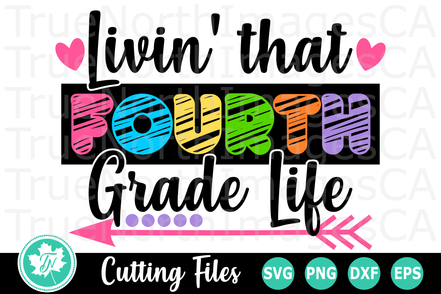 Livin' that School Life - A School SVG Bundle example image 5