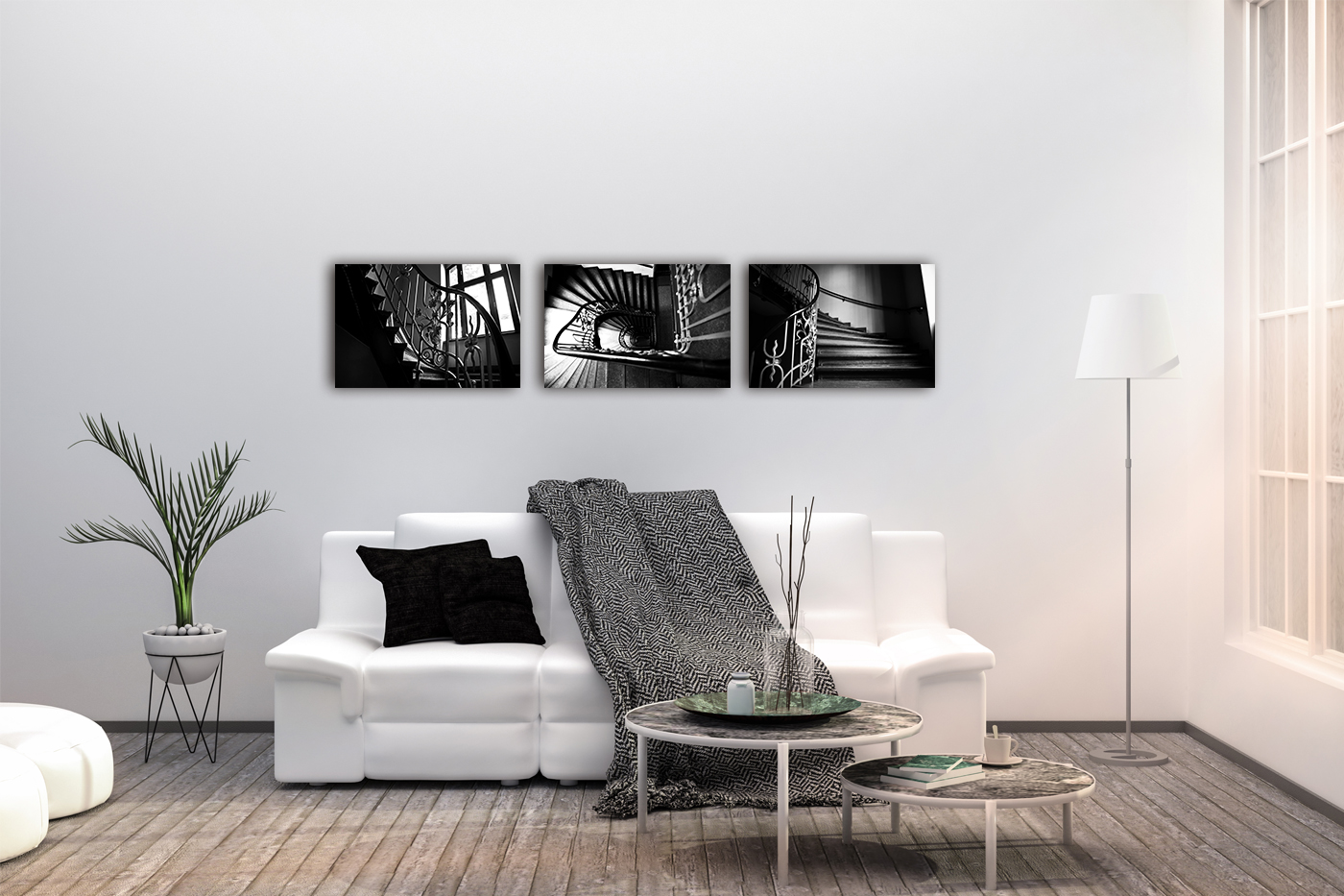Stairs photo, architecture photo, photo set example image 6