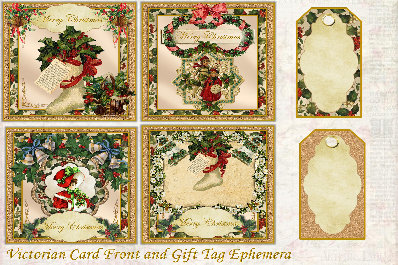 Vintage Ephemera and CLipart Bundle example image 7