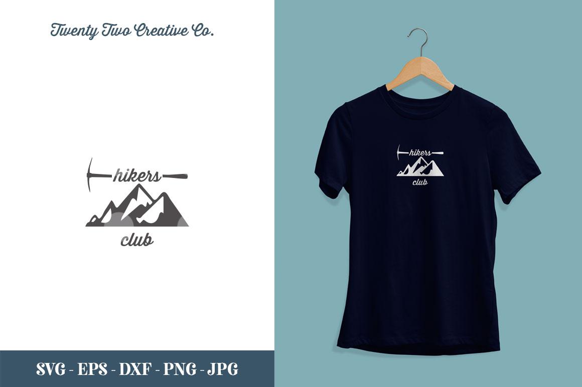 Camping SVG Bundle   SVG, EPS, PNG, JPG example image 27