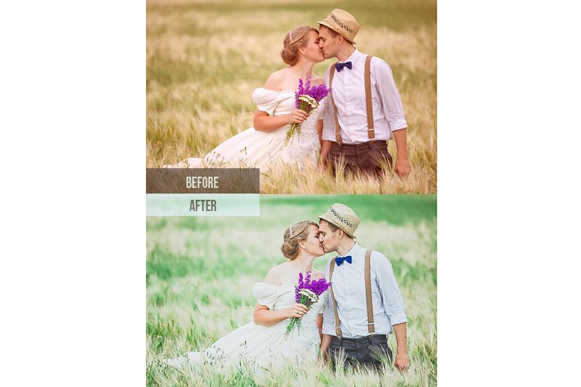 973 Premium Wedding Lightroom Presets Collection (Presets for Lightroom 5,6,CC) example image 4
